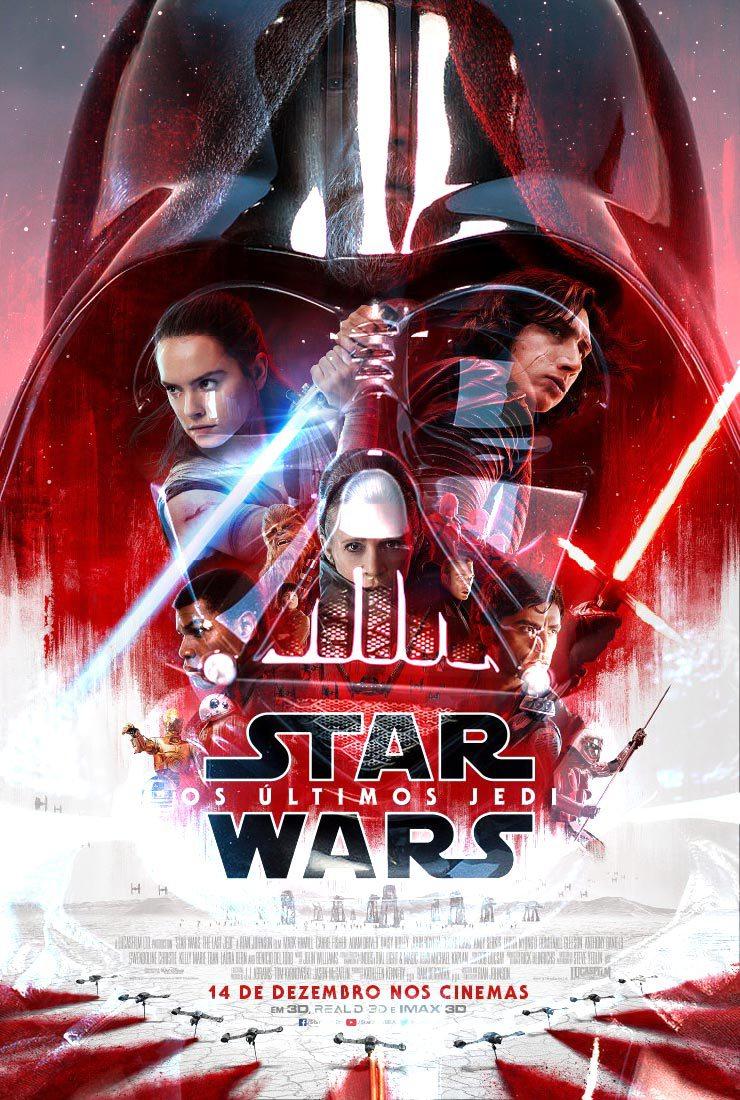 La Guerra de las Galaxias Episodio VIII: Los Últimos Jedi (2017)